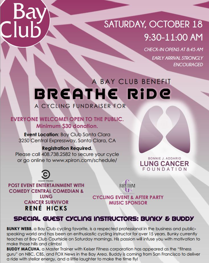 Breathe Ride
