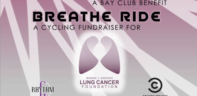 Please Join us for the Breathe Ride at Bay Club Santa Clara, October 18!