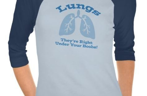 Look Snazzy While You Support Lung Cancer Research