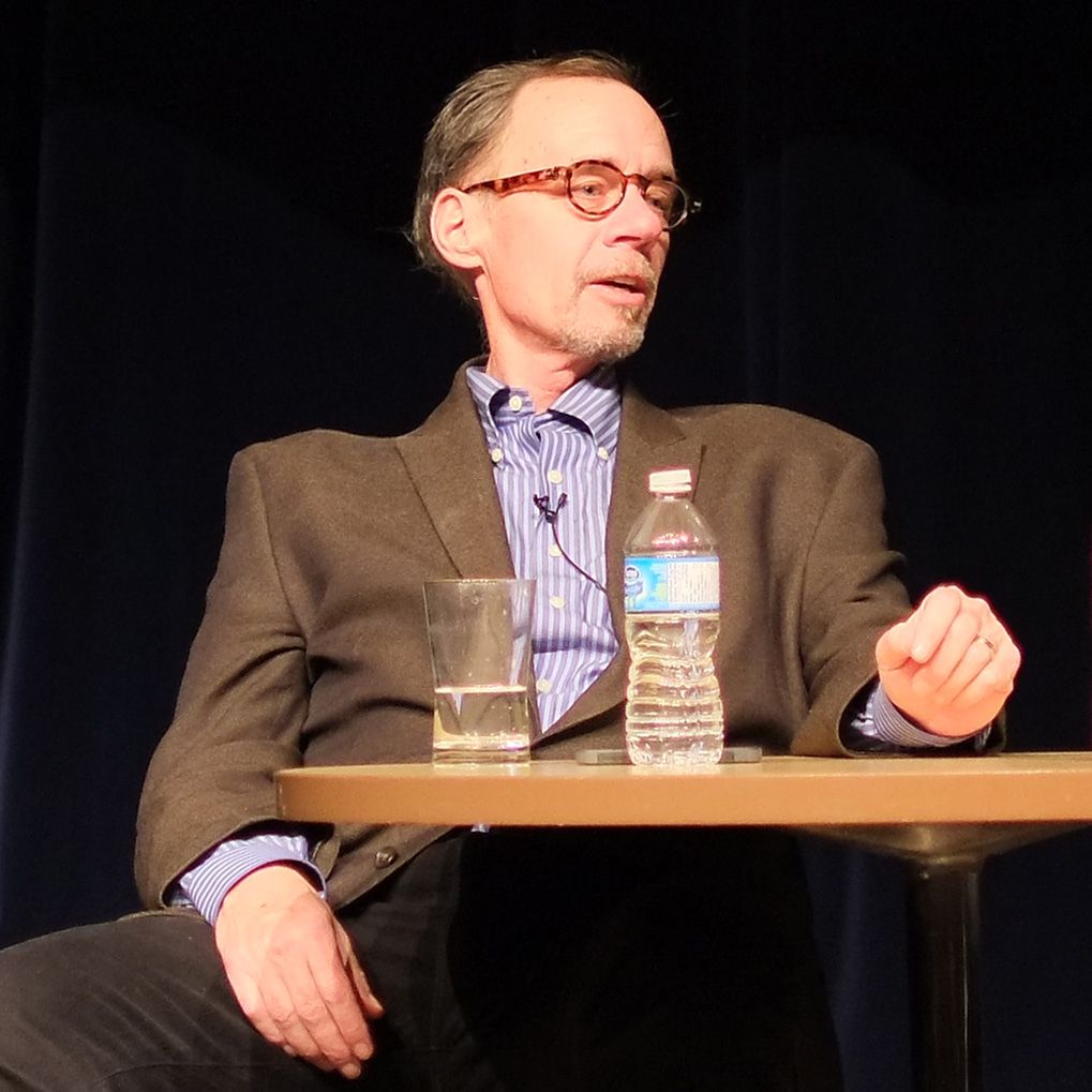 """David Carr 2013"" by Ian Linkletter - Own work. Licensed under CC BY 3.0 via Wikimedia Commons."
