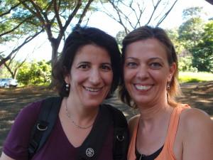 Lisa & K, Oahu, December 2014